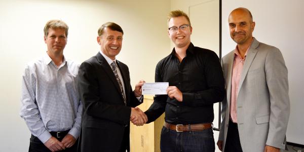 CIC Victoria/CFGS UVic Essay Contest Winner Announced